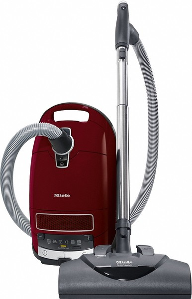 Miele Complete C3 SoftCarpet Canister Vacuum Cleanernohtin
