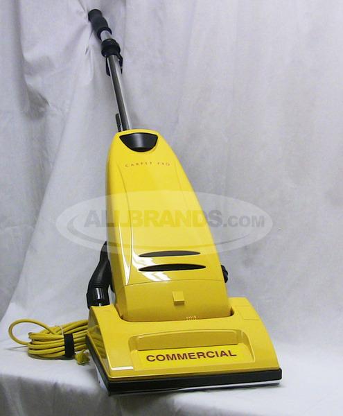 Carpet Pro CPU-2 Commercial Upright Vacuum Cleaner $55 Extrasnohtin