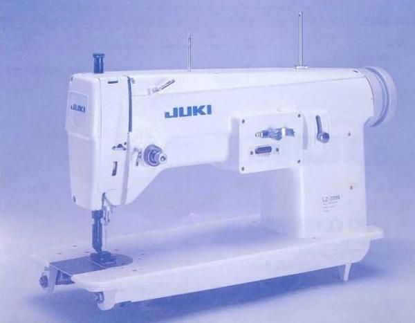 "Juki LZ-391N 11"" Arm, Straight. Zigzag, and Freemotion Industrial Sewing Machine, Assembled Power Standnohtin"
