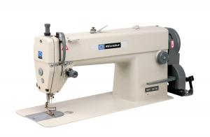 Reliable MSK-8870M Single Needle Drop Feed Industrial Sewing  Machine with Power Stand