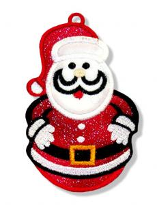 Dalco EasyStitch Applique Santa and Friends Collection