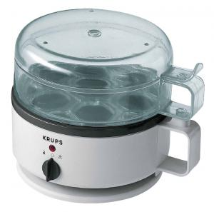 Krups Appliances - Krups 230-70 Egg Express - Boils And Warms Up To 7 Eggs - White Color