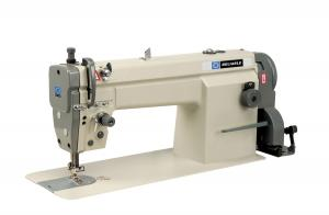 Reliable MSK-8210M Single Needle Needle Feed Indusrial Sewing Machine with Power  Stand and 1/2 HP Motor
