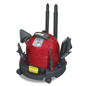 Ladybug XL2300, xl2300t,  Dry Vapor Steam Cleaner 1500W, 66PSI, 298F, Home Care Sanitation System, Chemical Free Cleaning, Hard Surfaces & Floors,16Lb & 8 Tools