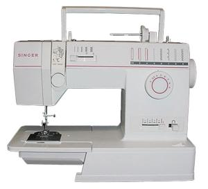 Singer 9015 School Model Sewing Machine, Slant Needle Shank, 6 Built-In Stitch Patterns, Buttonholer, Especially Designed For Classroom Use ONE LEFT