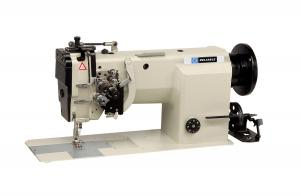 Reliable MSK-8240B Two Needle, Split Needle Bar, Large Bobbin, Needle Feed Industrial Machine with Table,Stand and 1/2 HP Motor