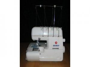 Gemsy G320 4/3/2 Threads  Overlock Serger(same as White 2000 ATS)