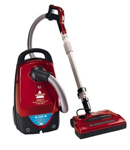 Bissell 6900 DigiPro HEPA Canister Vacuum Cleaner, 12A, 13