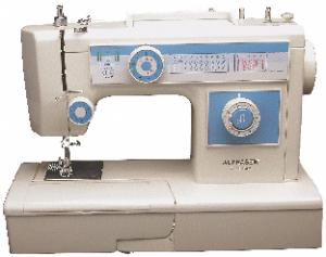 Alphasew FA653 13-Stitch Metal Head and Gears, Dual Belt Drive Sewing Machine