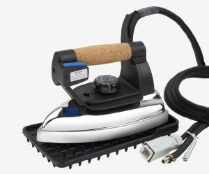 Reliable 2100IR Professional Steam Iron Head & Hose 4Lb 800W, 110V or 220V Italy (Replaces i30/120V)