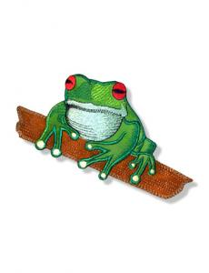 Dalco Applique Designs Frogs of the World Collection Disk