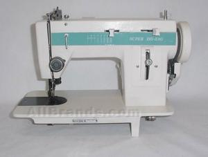 Yamata FS288-ZZ zigzag & ss walking foot all metal portable flatbed sewing machine w/o carry case - Like Sailrite LSZ1,Thompson PWZ500 & Reliable 2000