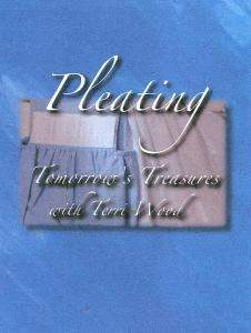 Terri Wood,  DVD on Smocking, Pleaters, Comparisons, Care, Preparations for Pleating, Bishop Dress, Use of Power Pleaster, Motor Drive Unit, Terri Wood Smocking Pleaters DVD Video, Comparisons, Care Maintenance, Preparations for Pleating, Bishop Dress, Use of Power Pleaster Motor Drive Unit