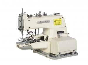 Reliable MSK-373N Button Sewer - Drapery Tacking Sewing Machine with Table, Stand and Motor (copy of Juki 373)