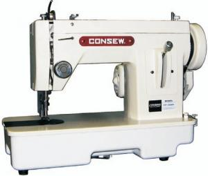 Consew CP206R, Chandler CMP26R , portable walking foot machine, same as sailrite and thompson,consew walking foot machine,portable consew walking foot machine, Consew, CP206R, Portable, Walking Foot, Sewing Machine, Case, Straight Stitch, Metal Flatbed, 14.5x7  1/4 Lift, 150W, 1.5A, 110V, 100 Needles, SailriteLS1