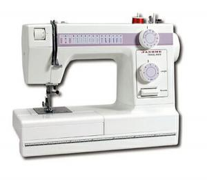 Janome 4612TM 13-Stitch Travel Mate Sewing Machine, Buttonhole and 25/3 Year Extended Warranty USA ONLY