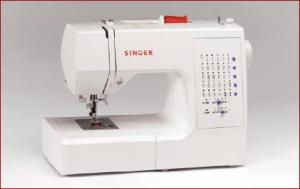 Singer 7442 Best Buy 28-Stitch, 80 Stitch Function FULL SIZE Computer Sewing Machine, 1-Step Buttonholes, Drop-in bobbin, Auto Thread & Auto Tension