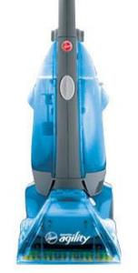 Hoover Agility F6212-900 Steam Vac w/ 5 Brush Agitation and Clean Surge™
