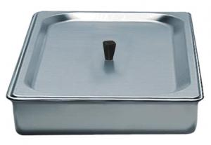 BroilKing SPL-2: 1/2 Size (4.3 qt) Chafing Pan and Stainless Lid