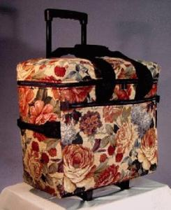 American Northwest Bags TB17 Wheeled Sewing Machine Travel Bag