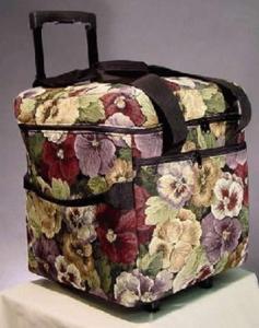 American Northwest Bags STB (Serger) Wheeled Sewing Machine Travel Bag