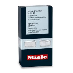 Miele S02Z6000 HEPA Filter for S183, S184, S185 Powerhouse Upright Vac