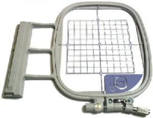 "Brother SA438, BabyLock EF74, Medium 4x4"", 100mm Embroidery, Hoop, & Grid, For Innov-is, 4500D, BLG2, 4000D, BLG, 2800D, BLL2, 2500D, BLL, 1500D, BLN, Baby Lock"