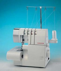 Singer 14CG754 Pro Finish Freearm Serger, Commercial Grade +DVD Video*