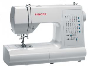 Singer 7462 Touch & Sew 28/80 Stitch FULL SIZE Computer Sewing Machine, Two 1-Step BH's, Top Drop-in Bobbin, Auto Thread/Tension,  25/5 Yr Warranty