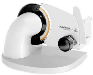 Chefs Choice 630 Gourmet Electric Food Slicernohtin