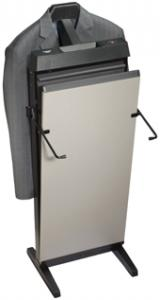 Corby 4400C European Trouser Pants Press, 15-30 Min Cycle, Satin Chrome Finish, Coin Tray, Auto Off, Floor Stand or Wall Mount , 110V, 250W, 24Lb, UK
