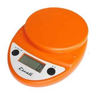 Escali Primo 115 Economical Digital Scale, 11 lb / 5 kg