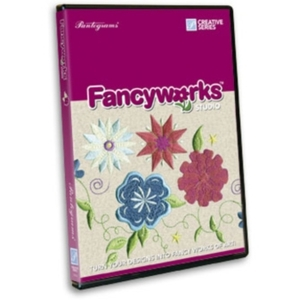 Pantograms 19823 Fancyworks Digitizing Embroidery Designs Software for Windows XP, 2000nohtin