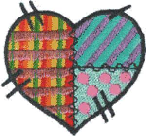 Amazing Designs ADC1515 Hearts I Multi-Formatted CD