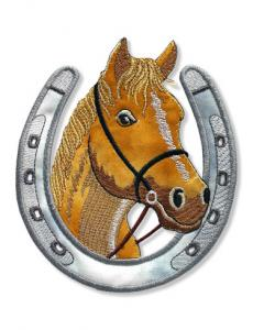 Dalco Horses Applique Designs Multi-Formatted CD