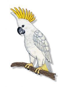 Dalco Tropical Birds Applique Designs Multi-Formatted CD