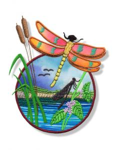 Dalco Dragonfly & Friends Applique Designs Multi-Formatted CD