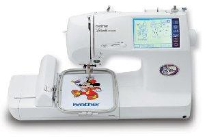 Brother PC 8500D Disney Embroidery & Sewing Machine