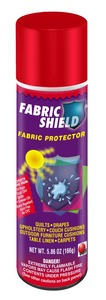 Fabric Shield SPRFS 5.86oz Spray Can 6Pk Protects Against UV light, water, dust, oil, grease, spills