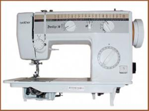 dual voltage sewing machine