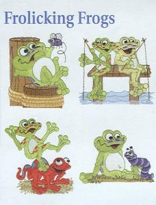 Dakota Collectibles F70236 Frolicking Frogs Multi-Formatted CD