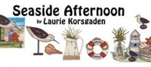 OESD PC824S Seaside Afternoon by Laurie Korsgaden Multi-Formatted USB Stick