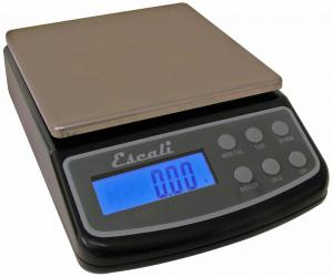 Appliances - Escali L-Series Professional Lab Scale - Square Stainless Steel Platform