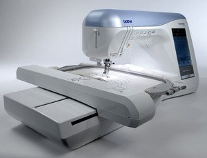 "Brother , NV1500D demo, Innov-is, babylock esante bln, Brother, NV1500D, 391 Stitch, Sewing, 6x10"" Embroidery, Machine, 151 Designs, 91 Disney, 10 Fonts, 8 Monograms, USB,Cable, ,Card Ports, Auto Trim, Knee Lift, PED-Basic, ( BLN), Brother NV1500D with 8 Freebies* 391 Stitch Sewing 6x10"" Embroidery Mach 151Designs 91Disney 10Alpha 8Monograms USBCable AutoTrim KneeLift"