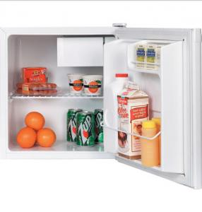 General Electric GMR02BAN GE Spacemaker Compact Refrigerator