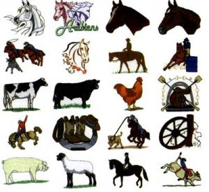 Dakota Collectibles 970017 Horse & Western Home Format Multi-Formatted CD