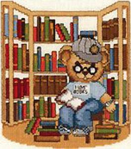 Sudberry House D6300 Bears At Work Cross Stitch Embroidery Design Multi-Formatted CD
