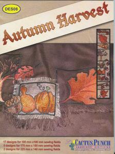 Cactus Punch DES08 Autumn Harvest Multi-Formatted CD