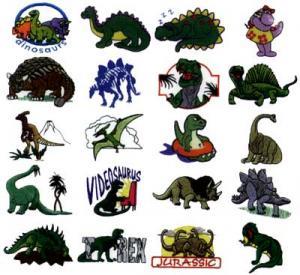 Dakota Collectibles 970033 DinoMite! Multi-Formatted CD