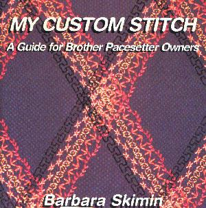 My Custom Stitch 7mm Decorative Stitch Digitizing Workbook for Brother  PC 6500, 8200, 8500 ,ULT's & NX600